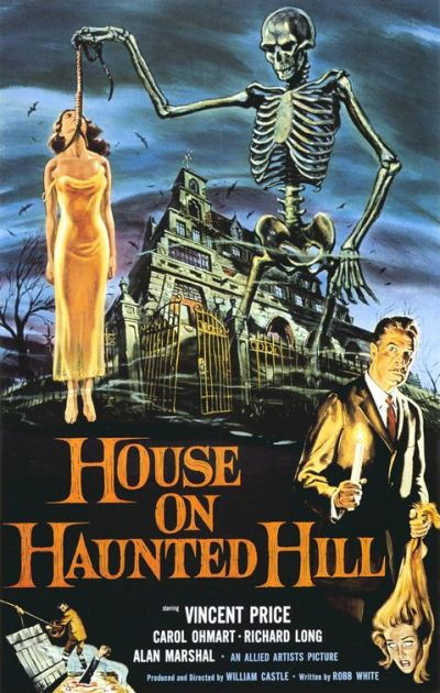 house_on_haunted_hill poster