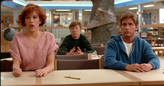 The Breakfast Club movie image