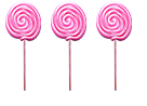 3 lolipop rating