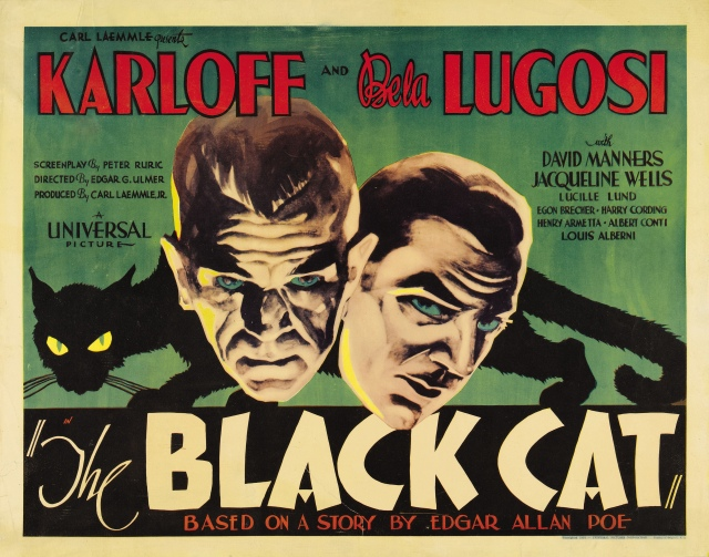 Poster - Black Cat, The (1934)_02